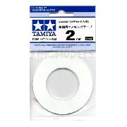 Masking Tape Tamiya Fita P/ Mascaramento 2mmx20m - 87177