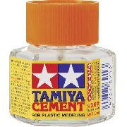 Cola Tamiya Cement 20cc 87012 - Com Pincel Aplicador