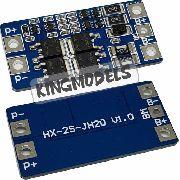 Placa De Proteção Bms 2s 15a Para Baterias Lifepo4 - Rontek