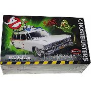 Polar Lights - Ghostbusters Ecto-1 With Slimer - Esc.1/25