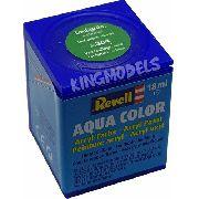 Tinta Revell - Aqua Color - Cod 36364 Leaf Green 18ml