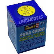 Tinta Revell - Aqua Color - Cod 36312 Luminous Yellow 18ml