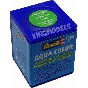 Tinta Revell - Aqua Color - Cod 36161 Emerald Green 18ml