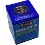 Tinta Revell - Aqua Color - Cod 36106 Tar Black 18ml