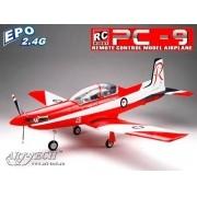 Aeromodelo Art Tech Pc-9 Pilatus - Rtf C/ Rádio 2.4g Bateria