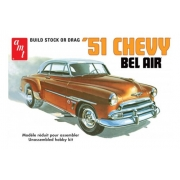 Amt '51 Chevy Bel Air - Level 3 Amt862m/12