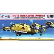 Atlantis - B-24j Liberator Bomber 1:92 Lv.2 - 60pçs - H218