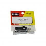 Ball Link Dubro - Linkagem Aeros Giant - Dub259 - Rosca 4-40
