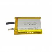 Bateria De Li-po Prismática 1s 3.7v 950mah - Uso Geral S/pcb