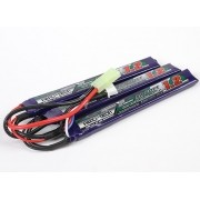 Bateria De Lipo Nano-tech - 3s-11.1v-1200mah - 25/50c