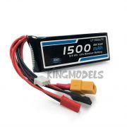 Bateria Life Leão 2s - 6.6v 1500mah 10c Futaba/jst/xt60 Top!