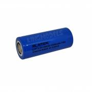 Bateria Life Rontek Cilíndrica 26650 - 3.2v - 3300mah - 2c