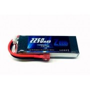Bateria Zee Power 2s 7.4v 2200mah 25-35c