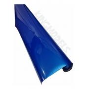 Chinakote (monokote)- Azul Metálico - 640mm - 1x Metro