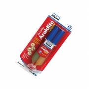 Cola Epóxi Araldite Hobby - Seringa 25g - 10min - Modelismo