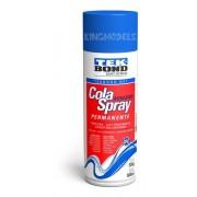Cola Spray Permanente Tek Bond 500ml 305g Artesanato
