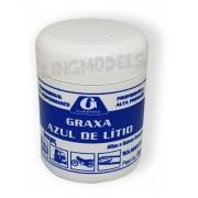 Graxa De Lítio Azul Para Rolamento Garin 80g - Profissional