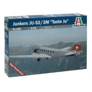 Italeri 150 - Junkers Ju-52/3m Tante Ju 1:72 Level 3