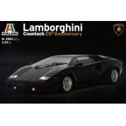 Italeri 3684 - Lamborghini Countach 25th Aniversary 1:24