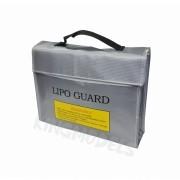 Lipo Bag Anti-chamas Para Baterias Lipo - 24 X 19 X 6 - Bolsa