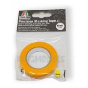 Masking Tape Italeri Fita P/ Mascaramento 6mmx18m - 2x Rolos