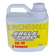 Mistura Para Aeros Glow Eagle 10/16 2 Tempos 4 Litros