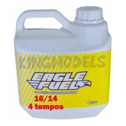 Mistura Para Aeros Glow Eagle 16/14 4 Tempos 4 Litros
