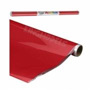 Monokote Topflite(genuino) - Vermelho(true Red)- Topq0227