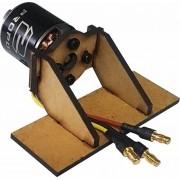 Montante Asa Zagui Em Mdf - Corte A Laser - Motor Série 28xx
