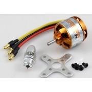 Motor Brushless Rctimer 2212/10-1400kv-205w+montante/spinner