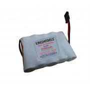 Pack Bateria Nimh 6,0v - 2700mah Aeros - Combustão