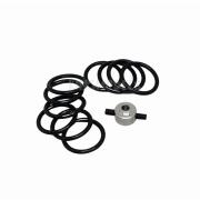 Prop-saver(salva-hélice) Para Motores Com Eixo De 3mm+orings