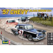 Revell - '57 Chevy Black Widow 2in1 - 1:25 L.5 - 85-4441