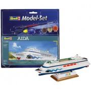 Revell - Aida - 1:1200 - Level 3 - Model Set 65805