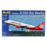 Revell - Airbus A320 Airberlin 1:144 Nivel 3 - 4861