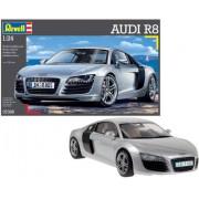 Revell - Audi R8 Escala 1:24 Level3 Rev7398