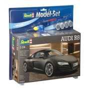 Revell - Audi R8 Escala 1:24 Level.3 - Model Set 67057