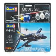 Revell Bae Hawk T.1 Black Arrows 1:72 Lv.3 Model Set 64970