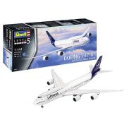Revell - Boeing 747-8 Lufthansa New Livery - Escala 1:144