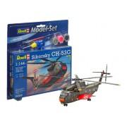 Revell - Ch-53g Transport - 1:144- Level 3 - Model Set 64858