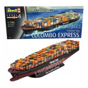 Revell Colombo Express Container Ship Esc 1:700 Lv.4 - 5152