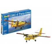 Revell - Dhc-6 Twin Otter - Escala 1:72 - Level 3 - 4901