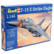Revell F-15e Strike Eagle Esc 1:144 Lv.3 - 3996