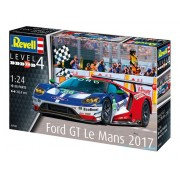 Revell - Ford Gt Le Mans 2017 1:24 Level.4 - Rev7041