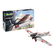 Revell - Junkers F.13 - Escala 1:72- Level 4 - 3870