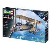Revell Sopwith F.1 Camel 100 Years 1:48 Lv4 Cód.3906