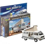 Revell Volkswagen T3 Camper 1:25 Lv.3 - 67344 Model Set