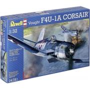 Revell Vought F4u-1a Corsair Esc 1:32 Lv.3- 4781