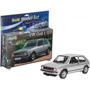 Revell Vw Golf 1 Gti 1:24 - Level 4 Rev 67072 Model Set