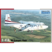 Special Hobby - C-41a Us Transpot Plane - Esc 1:72